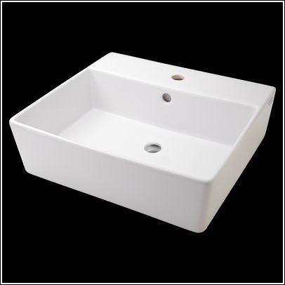 Above Counter Bathroom Sink Installation