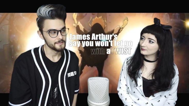 James Arthur's Say you won't let go with a Disney twist