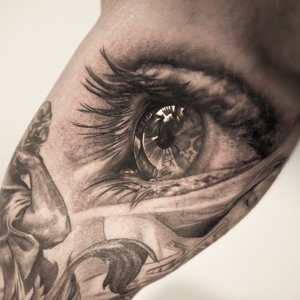 This eye is amazing
