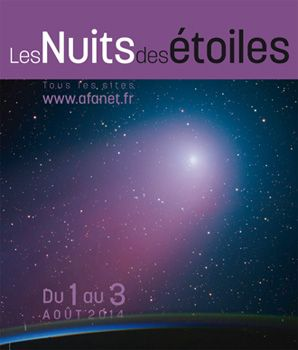 LES NUITS DE ETOILES - FRANCE : manifestation gratuite, ouverte à tous, dans l'esprit d'un partage des connaissances et d'une découverte du ciel pour tous.