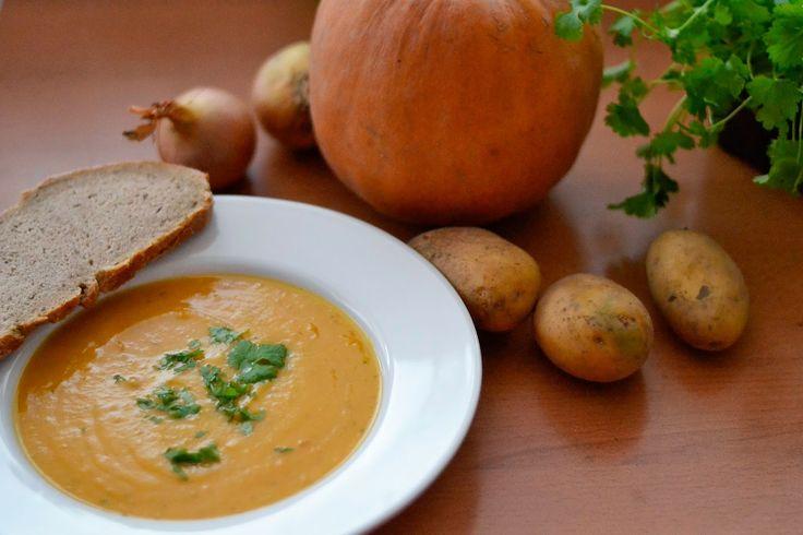 Dýňová polévka * pumpkin * soup