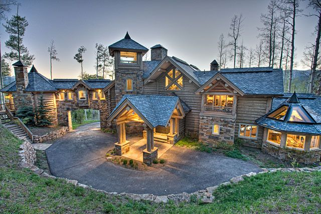 17 best ideas about million dollar homes on pinterest for Million dollar cabins for sale