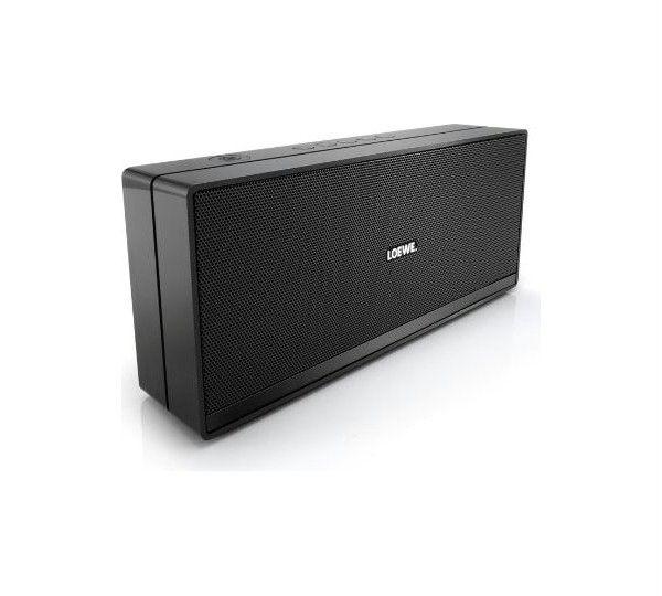 Loewe Speaker 2go Test Funklautsprecher