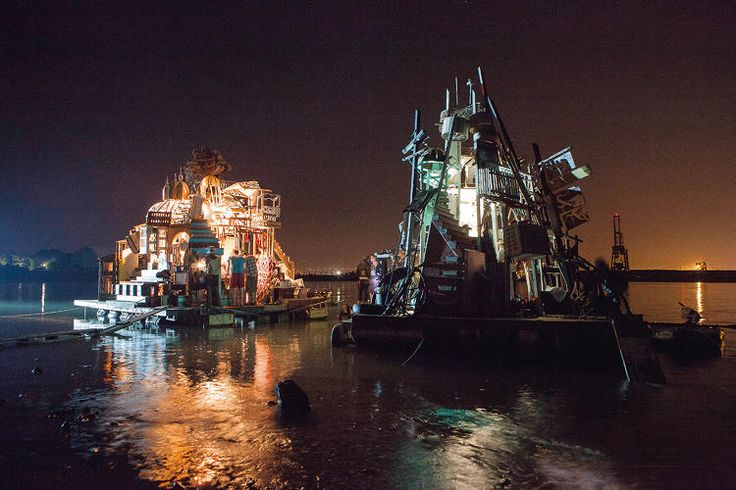 Swimming Cities of Serenissima by Swoon