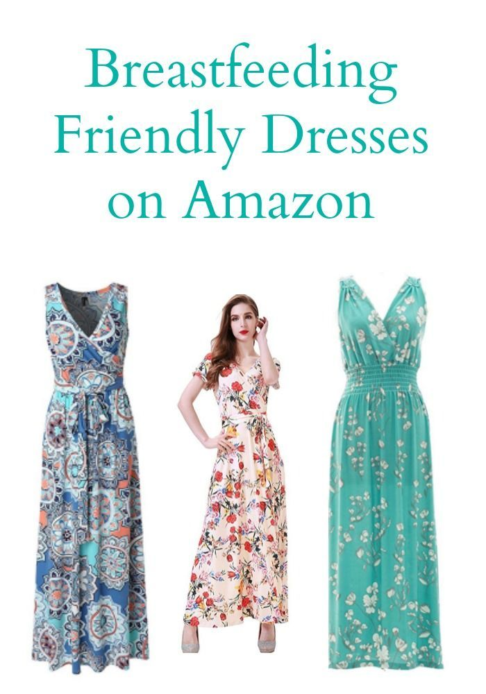 8c10a2abd69 Breastfeeding Friendly Dresses on Amazon   The Best Of The Modest ...