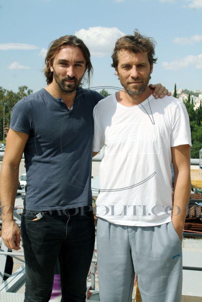 Ivan Svitailo & Giannis Stankoglou