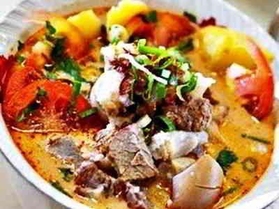 Resep Soto Pekalongan - Berikut ini ada cara membuat video masakan resep soto pekalongan tauto asli daging babat sapi atau ayam kuah tauco khas jawa tengah yang paling enak.