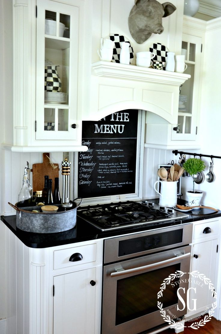 Chalkboard Kitchen 17 Best Images About Kitchen Chalkboards On Pinterest Kitchen