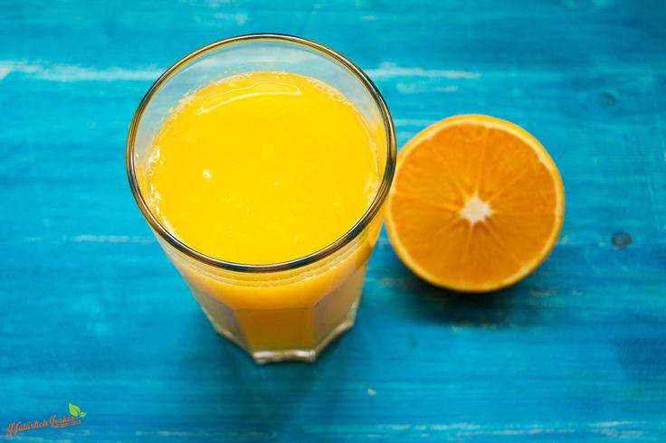 frisch gepresster #Orangensaft ist der beste. Viele tolle #gesunde und #schnelle #Rezepte findet ihr auf meinem Blog.