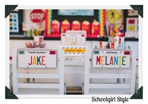 SO MANY adorable classroom themes and printables... I can't decide which one I want for my classroom!