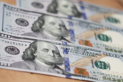 One Hundred Dollars - 100 Dollar Paper Money - Download From Over 53 Million High Quality Stock Photos, Images, Vectors. Sign up for FREE today. Image: 81897775