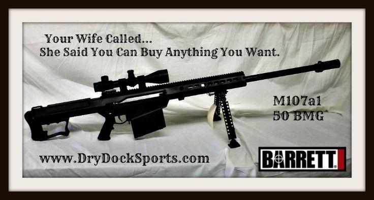 Barrett 50 BMG