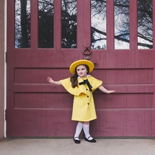 This marvellous Madeline. | 19 Parents Who Completely Nailed Book Week Costumes