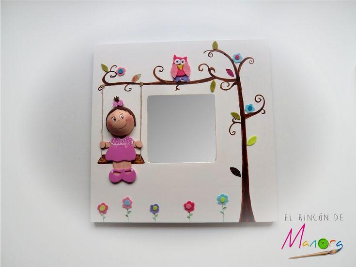 Las 25 mejores ideas sobre portaretratos infantiles en - Decoracion espejos ikea ...