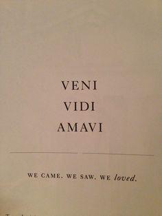 Veni Vidi Amavi ~~~ We Came We Saw We Loved www.farawaycruises.co.uk www.travelhotspot.co.uk www.biyadhooislandresort.co.uk