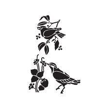 vogel sjabloon - Google zoeken