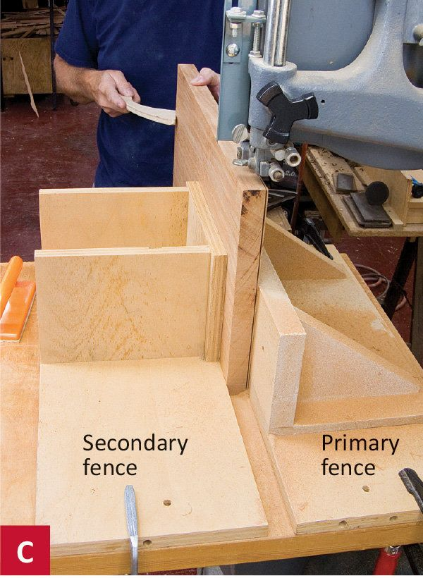 Resawing Basics The Thick And Thin Of Slicing Wood Woodworking Bandsaw Woodworking Skills Woodworking Jigs