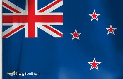 bandera de Nueva Zelanda en venta, bandera de la Nueva Zelanda.