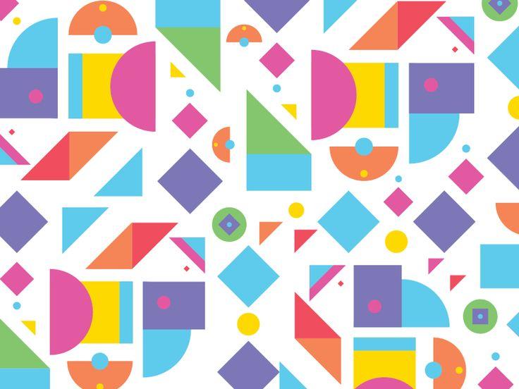 Content // Pattern 明度一致的配色