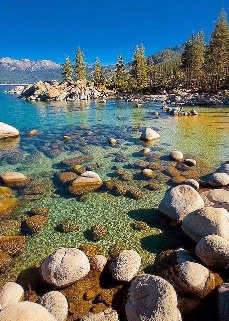 Sand Harbor, Lake Tahoe, Nevada