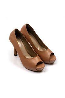 Jual sepatu wanita murah dan berkualitas: CLAYMORE High Heels MZ - Z902 Moca