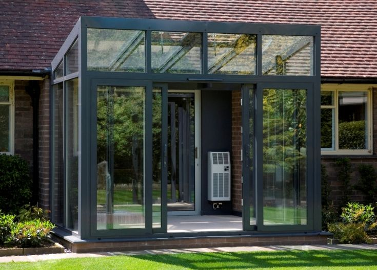 Reverse Lean To Conservatories Apropos Conservatories