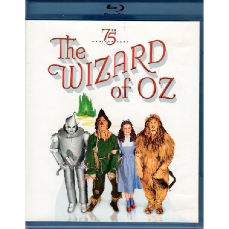 The Wizard of Oz 75th Anniversary Edition (1939) Classic musical adaptation of the L Frank Baum novel starring Judy Garland Ray Bolger Bert Lahr and Jack Haley A tornado whisks Dorothy (Garland) and her house from Kansas to Munchkin City squashing t http://www.MightGet.com/march-2017-2/the-wizard-of-oz-75th-anniversary-edition-1939-.asp