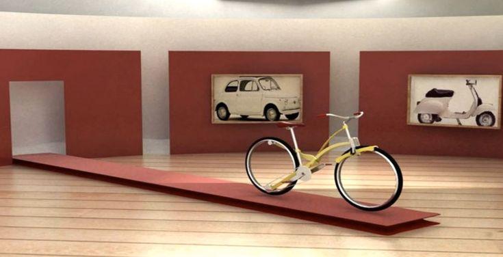 Sada Bike, la bicicletta senza raggi è Made in Torino - Wired