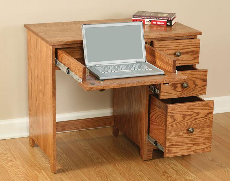 best 25 small computer desks ideas on pinterest small desk bedroom small desk for bedroom. Black Bedroom Furniture Sets. Home Design Ideas