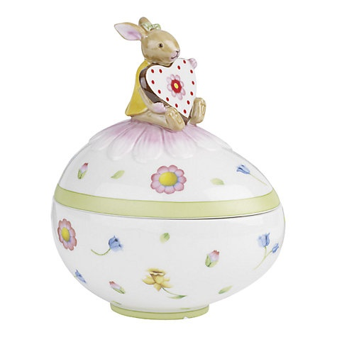 94 best villeroy and boch easter images on pinterest farmers villeroy boch bunny with heart pill box box bunnyeaster gifteaster negle Gallery