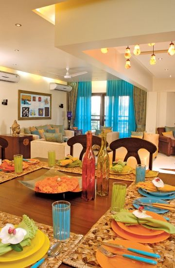 Give Your Dining Room A Kitsch And Trendy Look Just The Way Designer Shabnam Gupta Does