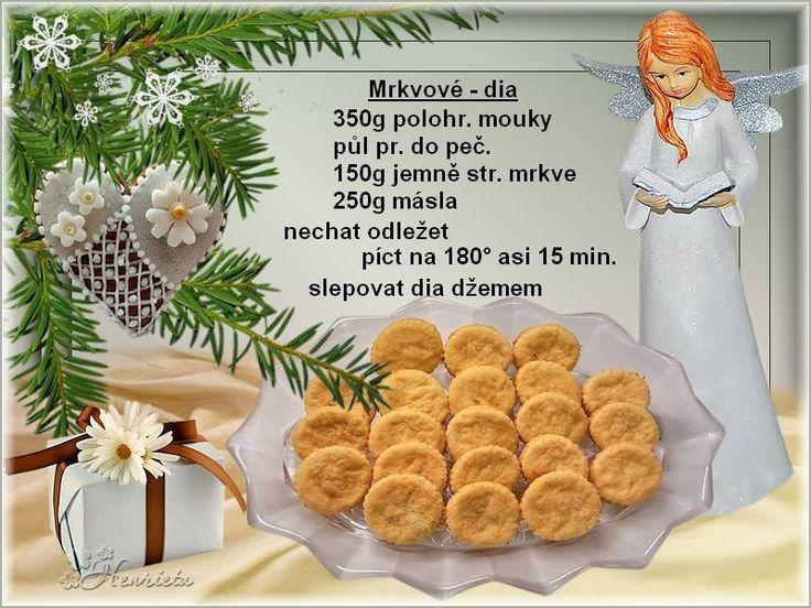 6 rôznych druhov vianočného pečiva od Jindřišky Šimůnkovej /3/   Báječné recepty