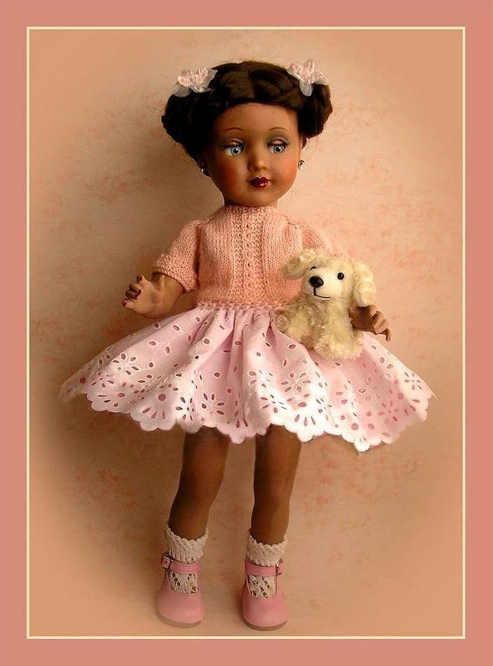 Muñecas AMAVIB ... Muñecas antiguas | Dolls
