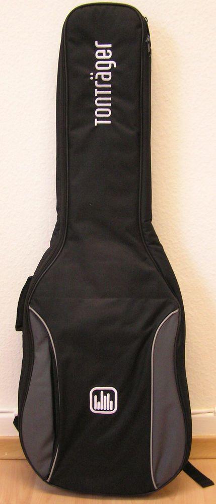 Gig-Bag Tasche Westerngitarre Akustikgitarre Fabr.: TONTRÄGER gute Polsterung