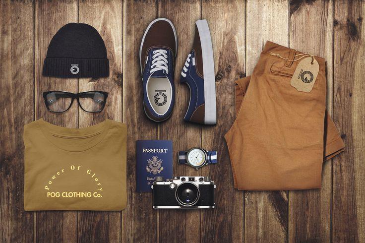 Travel POG Clothing