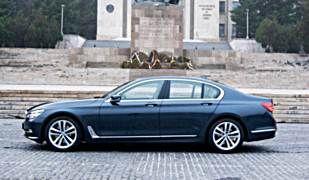 2016 BMW 730d xDrive Test Drive