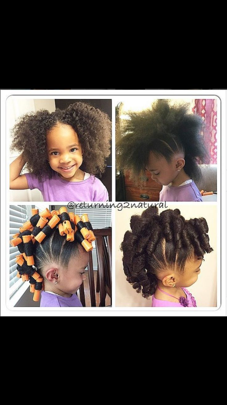 Kid Hairstyles Delectable 1070 Best Natural Hair  Hairstyles Images On Pinterest  Braids For