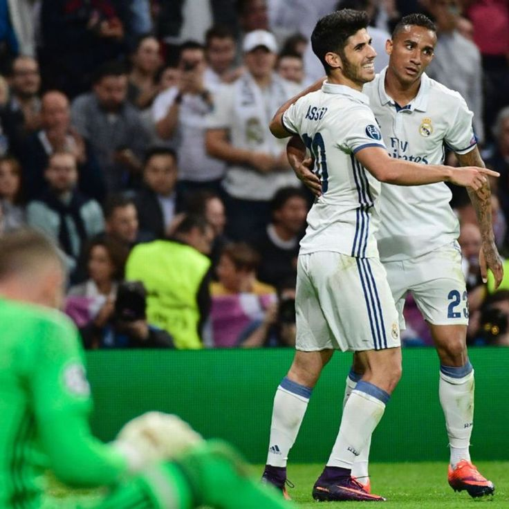 Asensio strikes on UCL debut as Real Madrid cruise through crazy encounter