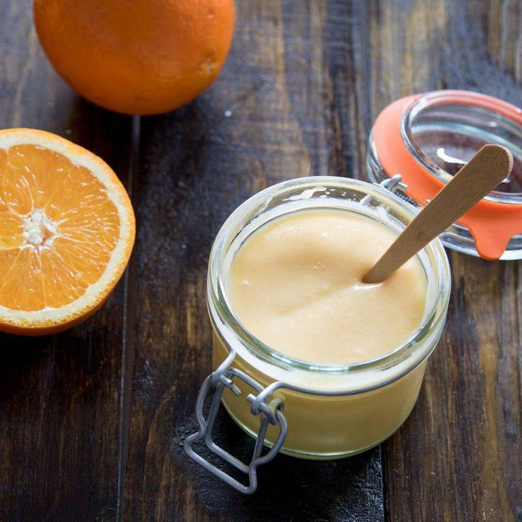 Deze volle en frisse sinaasappelcurd staat vandaag online! Zie linkhellip
