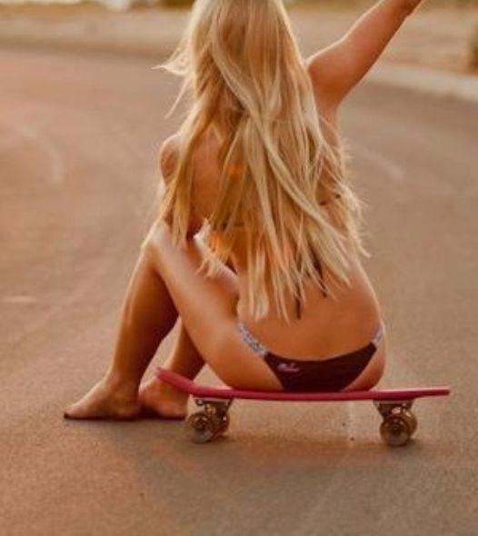 Beach bumming #beach #bum #skate