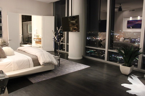 High Rise Bedroom Design, Pictures, Remodel, Decor and Ideas