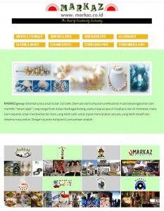 Company Profile Website | MARKAZ Group Surabaya Jasa Pembuatan Website RIRISACI Surabaya   Telp: 031 8477461 HP. 085748226395 dan 085100552565 Email: admin@ririsaci.com  CV. RIRISACI MEDIA Solusi Bisnis Anda Menuju Online