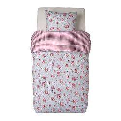 ROSALI quilt cover, 2 pieces - IKEA / possible colour scheme for Nef