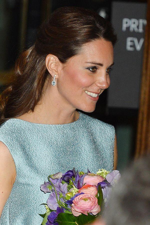 Kate Middleton #casamento #acessórios #brincos #noiva