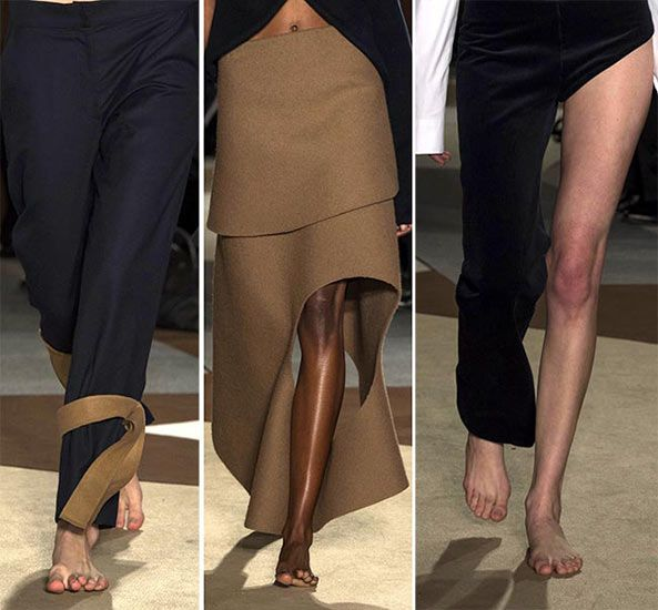 модная зимняя женская обувь зимы 2015-2016