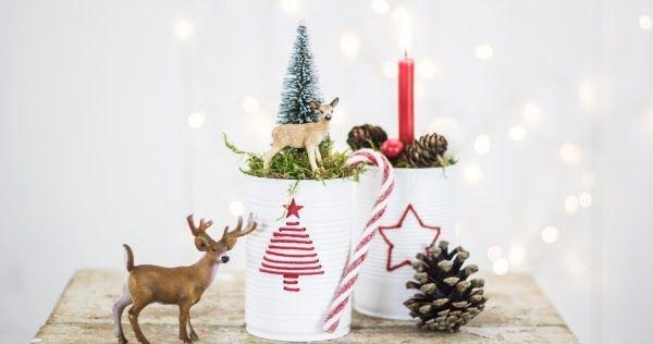 Sparkling Christmas ☆☆☆ 15 großartige DIY-Ideen für Weihnachten! (titato…