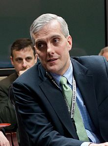 Denis McDonough, 1969  White House chief of staff.