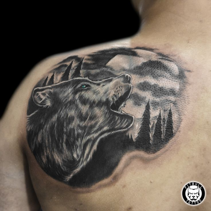 Cover Up Tattoo #blackandgray#art#artist#tattoos#tattooing#tattoo #tattoomag#inK#inkdmag #tattoomagazine#tattoos_of_instagram #tattoolifemagazine #tattooinstagram#tattoomania #tattoocultur#tattoocomunity #tattooculturmagazine#tattooare#besttattoos #tattooed #tattoooftheday #picoftheday #wolftattoo #wolf