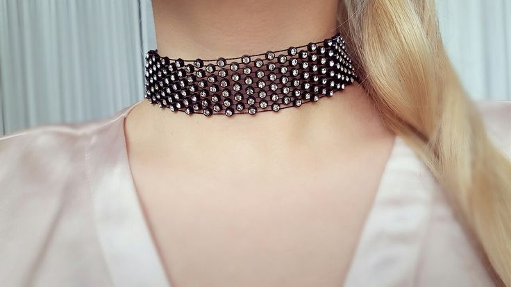 My favorite ever #choker #necklace #style #fashion #trend #obsession #stradivarius