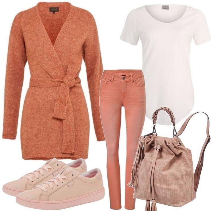Herrlicher Strick Lady Outfit Outfit für Damen zum Nachshoppen auf Stylaholic